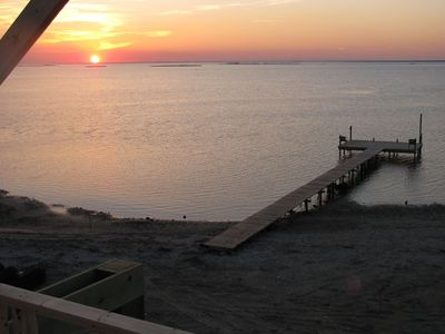Photo for Beautiful Bayfront Retreat With Unbeatable Bay And Gulf Views