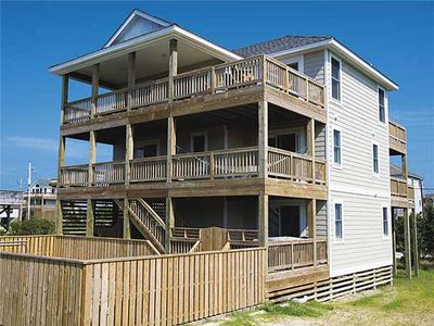 Photo for Picture Perfect Fun! Oceanview w/ Pool, Hot Tub, Game Room, Grill, Dog-Friendly