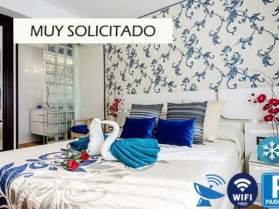 Photo for Le Frog apartment in Salamanca for 4 people with PARKING and WIFI-OFFERS