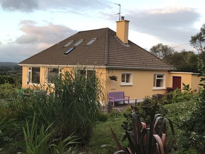 Photo for Award winning Property on a Hill overlooking the sea in West Cork.