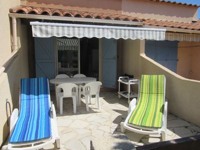 Photo for VILLA ALL COMFORT with INTERNET - BEACH 200M - SHOPS 50M -ANC