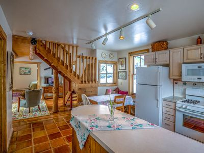 Photo for Cozy Home in Downtown w Mtn Views! Bright and Clean! Adventure Paradise!