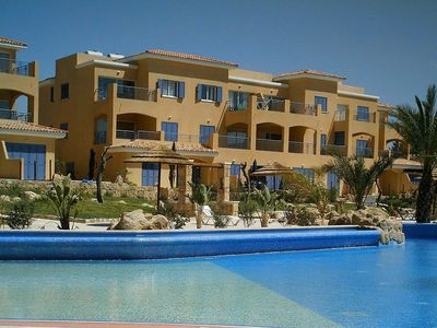 Photo for Ground Floor Apartment In A Great Position with Three Swimming Pools