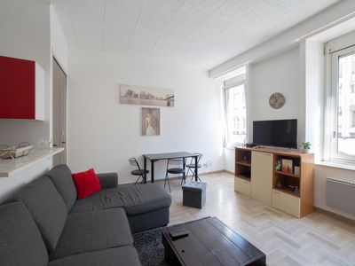 Photo for Comfortable studio with AC in the heart of Nice - W350