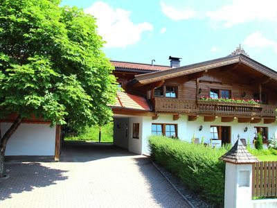 Photo for Nicely furnished apartment in quiet street close to the centre of Kirchberg