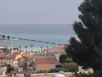 Photo for Apartment 83 m2, 3 bedrooms, sea view