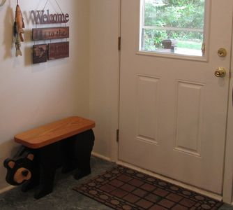 Great Location*10 minutes from Cataloochee Ski Resort ~*~ Maggie Valley Chalet