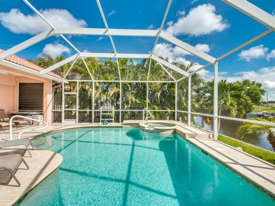 Photo for Roelens Vacations - Villa Happy Hour - Cape Coral