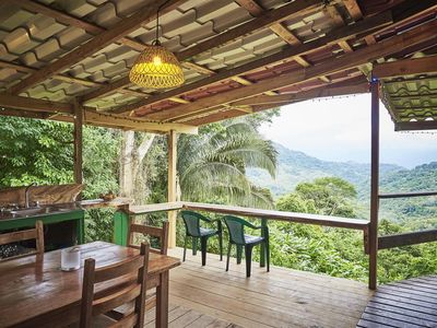 Photo for Cabina Las Palmas in Jungle 10 min from Dominical