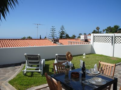 Photo for Terrace Vila-Wonderful views and free  wi-fi, 2 bedroom sweet little house