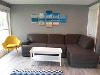 Photo for Awesome Family Rental with Views of Lake Michigan!
