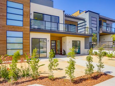 Photo for Walk to Bays and Beaches From Your Stunning San Diego Home