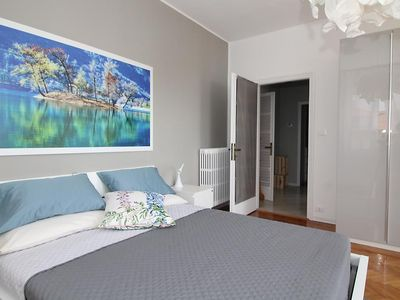 Photo for Apartment with exclusive panoramic lake view