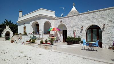 Photo for Romantic Trullo in Valle D'Itria