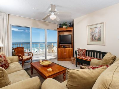 Photo for Gulf Dunes 303: - This delightful unit is rental ready !! FREE BEACH SERVICE
