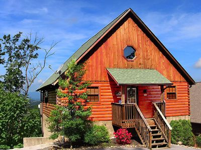 forge sevierville resort tn tennessee gatlinburg rentals cabins in original sunset pigeon reviews cottage mountain lodging usa