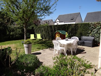 Photo for La Baule - House in beautiful residence with pool