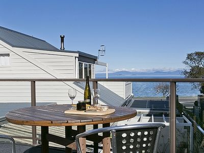 Photo for Lake Terrace Townhouse - Taupo Holiday Unit