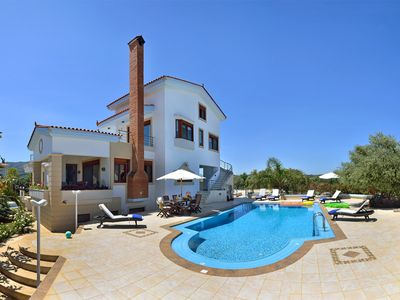 Photo for Luxury 3-bedroom Villa Niki with private pool