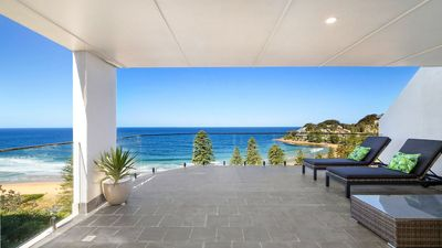 Photo for KAILANI VIEW, AVOCA BEACH - AMAZING OCEAN VIEWS, 5 MINUTE WALK TO BEACH, WIFI