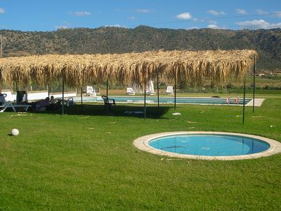 Photo for Cozy Cottage in Vila Flor with Swimming Pool