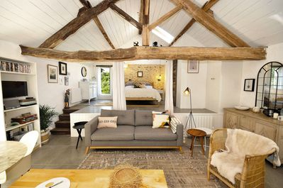 The gîte has been renovated to the highest standard.