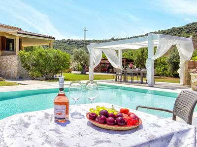 Photo for Alghero Villa with pool for 12 people - Luxury and Privacy near the beaches