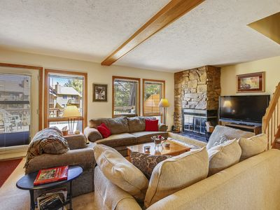 Photo for Cozy, well-stocked Townhome at Deerfield Village, New to the Rental Program