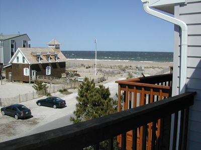 Photo for Ocean Block Townhome with Ocean View  Discounted Rates