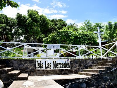 Photo for Isla Las Mercedes/Mercy Island on lake Cocibolca: one amazing tourist place.