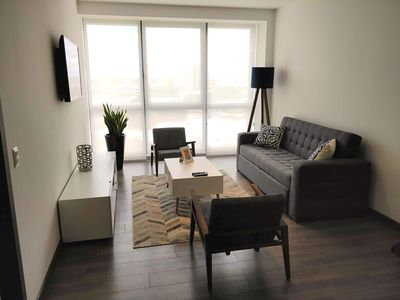 Photo for Luxurious beautifully appointed 1BR Apt in Polanco. Gym, Pool, Cinema, SPA!