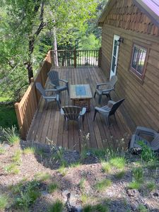 Photo for Rustic Style Tree House Lodge