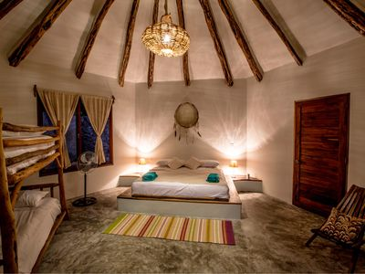 "Photo for Cabin at the Mayan Woods ""La Gemela 1"""