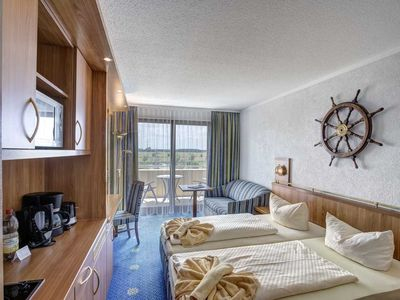Photo for 1 room apartment balcony / terrace - First Class Family Wellness Hotel Seeklause ****