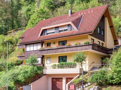 Photo for Small apartment in the Black Forest with a nice view from the balcony