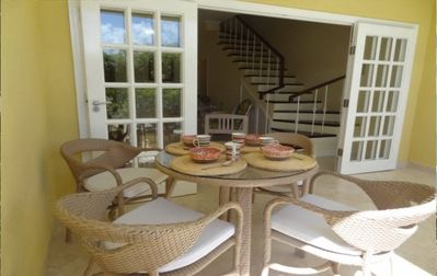 Photo for Comfortable Pool, Beach Townhouse, 2 Bedroom, A/C