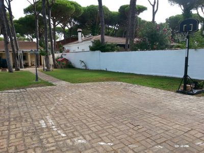 Photo for House with pool in La Barrosa.