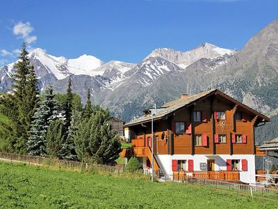 Photo for Apartment in the center of Grächen with Parking, Internet, Balcony, Garden (49605)