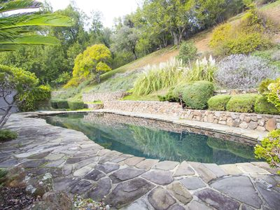 Photo for Tam View Private Retreat - Pool, Hot Tub, Steam & Sauna (1.5 acres)