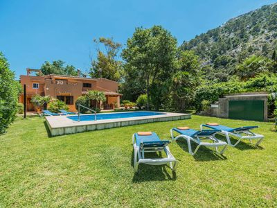 Photo for Vacation home Son Tuiri (POL260) in Pollença - 5 persons, 2 bedrooms