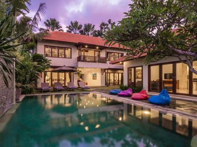 Photo for Bali Canggu 4BR Private Pool Villa