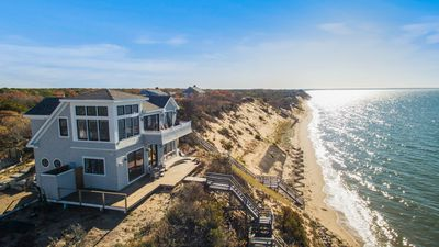 Photo for Luxurious waterfront home - featured in Cape Cod Home magazine Spring 2017 ed.