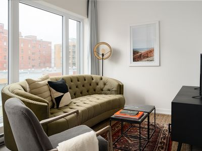 Photo for Central 1BR in Quartier des Spectacles by Sonder