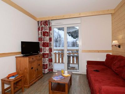 Photo for Residence Odalys Les Bergers *** - 2 Rooms Corner Mountain 6 People