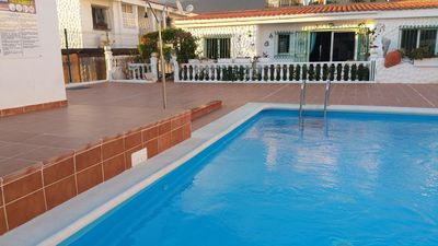 Photo for Disabled friendly - LUXURY bungalow / Villa Playa De Las Americas, Costa Adeje