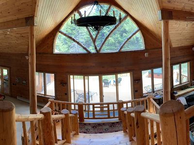 Photo for Adirondack Waterfront Lodge Close to Old Forge