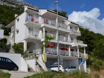Photo for Apartments and rooms Dubravka, (14666), Pisak, Omis riviera, Croatia