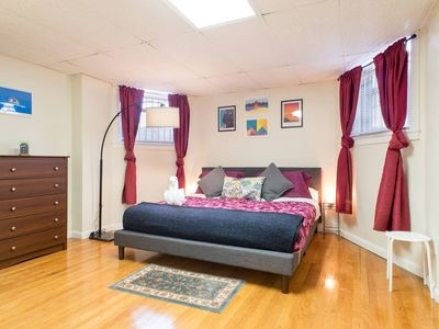 Photo for Big home ★ Location ★ Walk ★ 2 free parking spots★