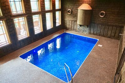 Brilliant Misty Mountain Lodge Indoor Pool Views Theater Room Premier Top Amenities Near Attractions Pigeon Forge Interior Design Ideas Gentotthenellocom