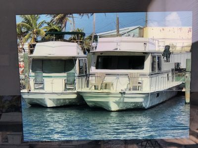 Photo for HOUSE BOAT --- FLORIDA KEYS / MARATHON